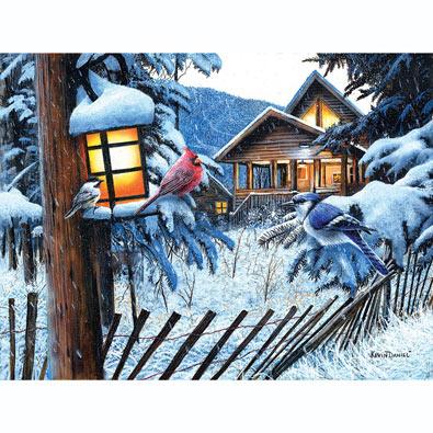 Winter Beacon 500 Piece Jigsaw Puzzle