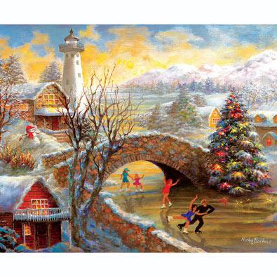 Joyous Season 1000 Piece Jigsaw Puzzle