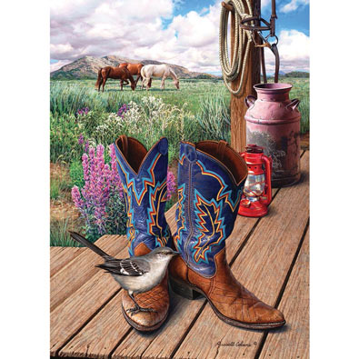 Boots 1000 Piece Jigsaw Puzzle
