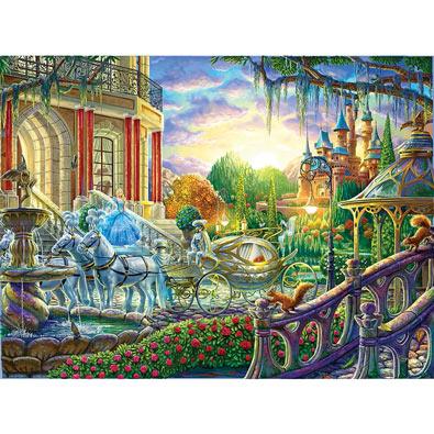 Cinderella 1000 Piece Jigsaw Puzzle