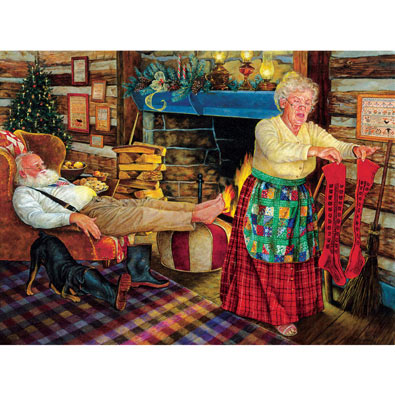The Warm Scent of Home 1000 Piece Jigsaw Puzzle