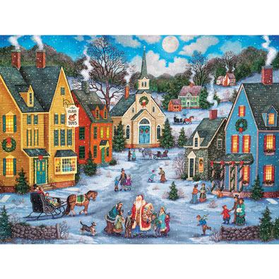 Christmas Wish List 1000 Piece Jigsaw Puzzle