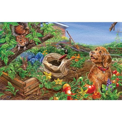 Wild Ones 300 Large Piece Jigsaw Puzzle