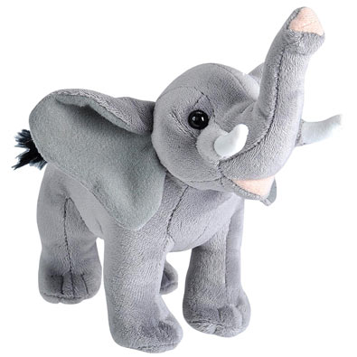 Sound Plush Animals- Elephant