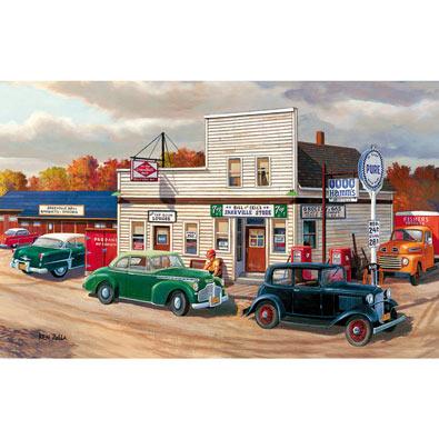 Jakeville 550 Piece Jigsaw Puzzle