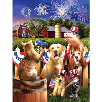 Say Cheese 300 Large Piece Jigsaw Puzzle