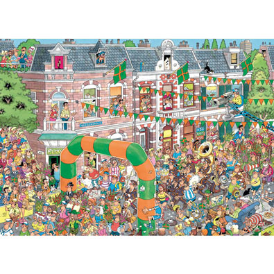 Nijmegen Marches 1000 Piece Jigsaw Puzzle