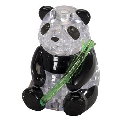 3D Crystal Panda Puzzle