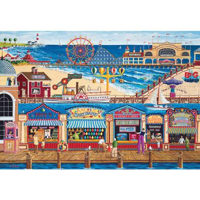 Ocean Park 2000 Piece Jigsaw Puzzle