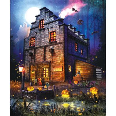 Firefly Inn 1000 Piece Jigsaw Puzzle