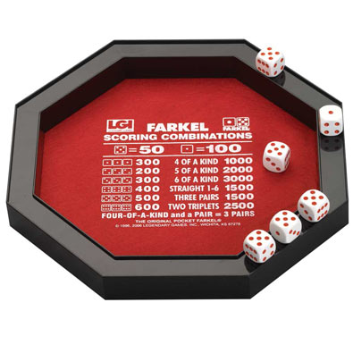 Farkel Game Set