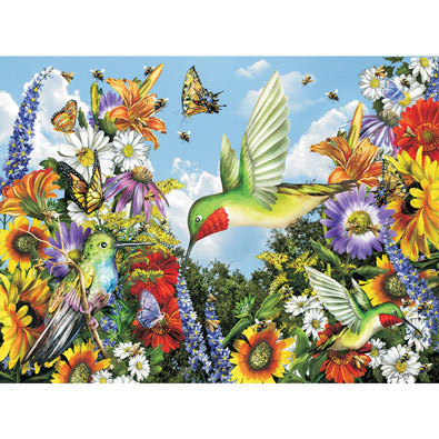 Save the Bees 300 Large Piece Jigsaw Puzzle
