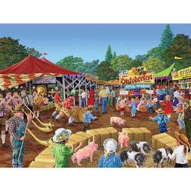 Oktoberfest 500 Piece Jigsaw Puzzle