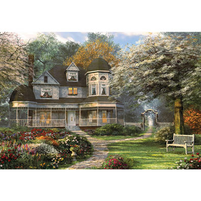 Victorian Home 1000 Piece Jigsaw Puzzle
