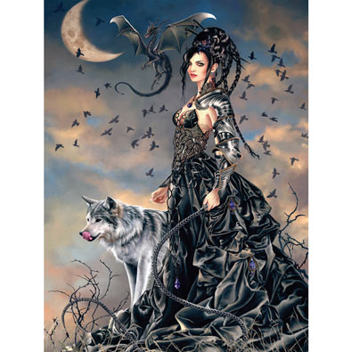 Bella 750 Piece Jigsaw Puzzle