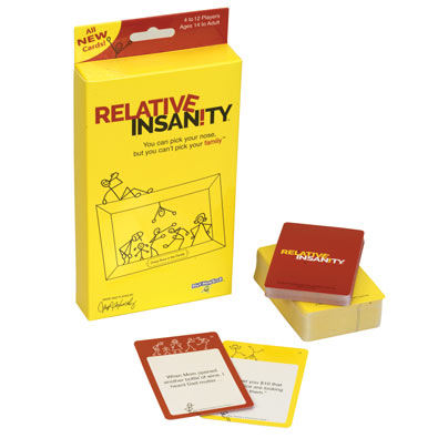 Relative Insanity Expansion Pack