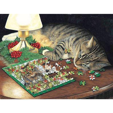 Piece-ful Slumber 500 Piece Jigsaw Puzzle
