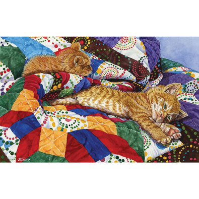 The Easy Life 550 Piece Jigsaw Puzzle