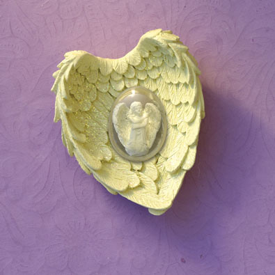 Angel of Hope Worry Stone