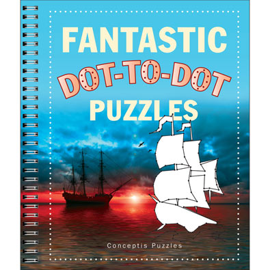 Fantastic Dot Mania Books
