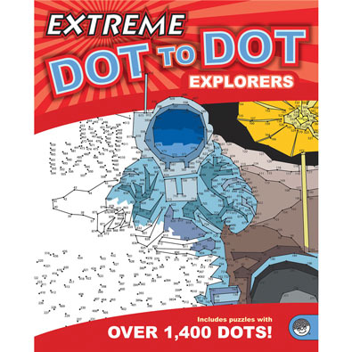Explorers - Extreme Dot to Dot Books