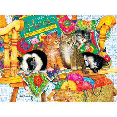 Knit Wits 1000 Piece Jigsaw Puzzle