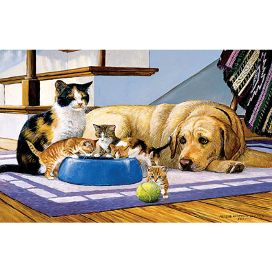 What Can I Do? 100 Large Piece Jigsaw Puzzle