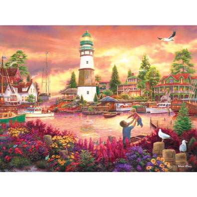 Love Lifted Me Up 1000 Piece Jigsaw Puzzle