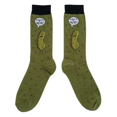 Big Dill Pickle Socks