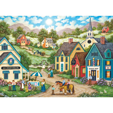 Double Dip 1000 Piece Jigsaw Puzzle