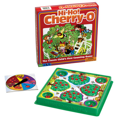 Hi-Ho! Cherry-O Counting Game