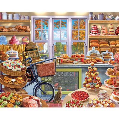 The Bakery 1000 Piece Jigsaw Puzzle
