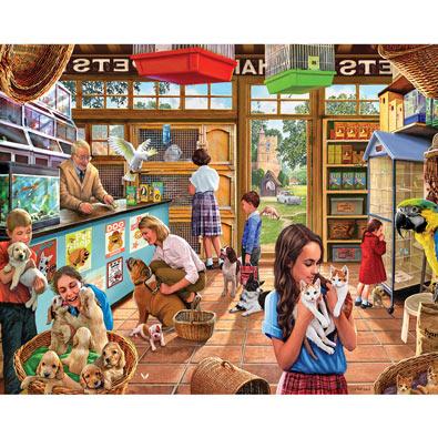 Pet Shop 1000 Piece Jigsaw Puzzle