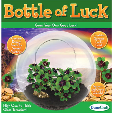 Bottle of Luck
