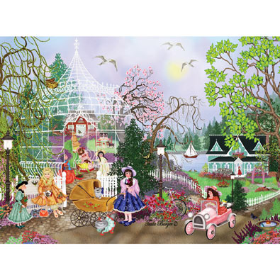 Imagination 1000 Piece Jigsaw Puzzle