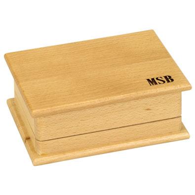 Personalized Secret Sliding Box