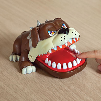 Snappy Dog