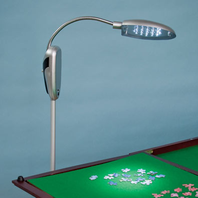 Adjustable Cordless LED Floor Lamp
