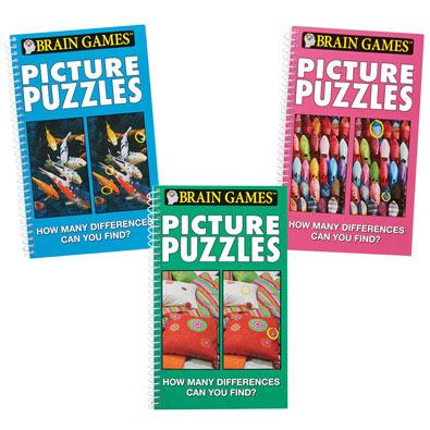Picture Puzzle Books