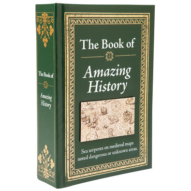 The Know-It-All Library Book - Amazing History