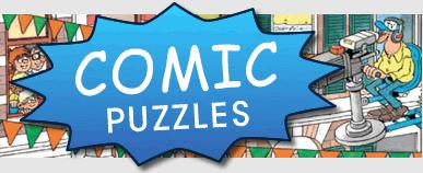 Comic Puzzles