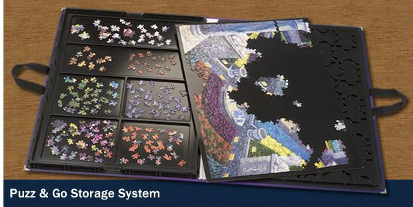 Puzz & Go Storage System