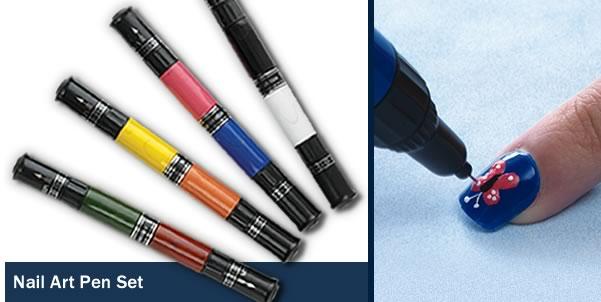 Nail Art Pen Set