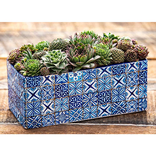 Dutch Brick Planter
