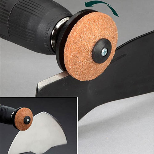 Rotating Tool Sharpener