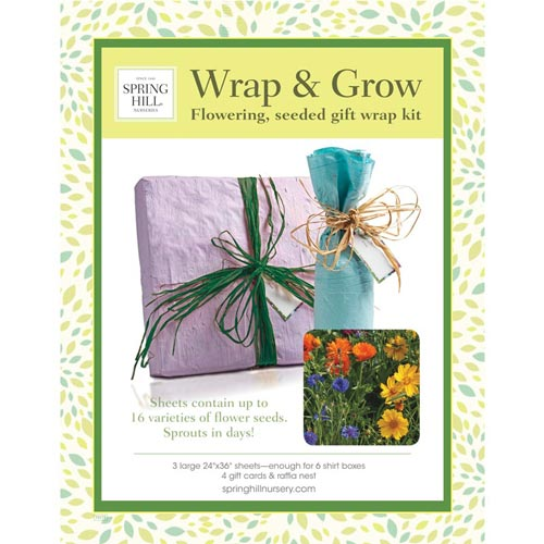 Spring Hill Wrap & Grow