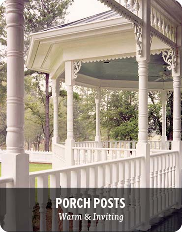 Porch Posts
