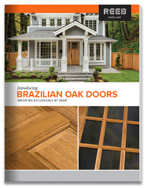 Reeb Brazilian Oak Doors Catalog