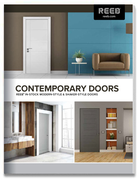 Reeb Contemporary Doors Catalog