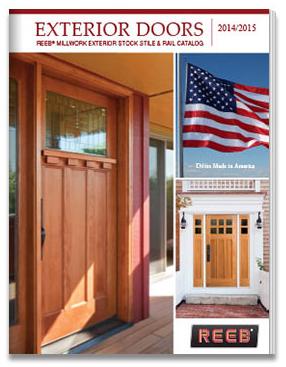Reeb Exterior Doors Catalog
